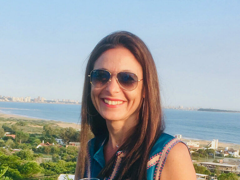 Liza Kharoubi, Chief Charter Consultant for &Beyond Yacht Charters