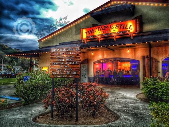 The Tap & Still, a restaurant in St. Thomas & St. John, USVI