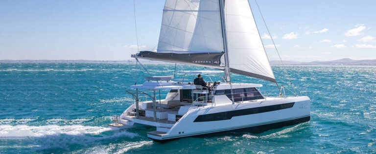 BelieveN charter yacht sailing in the US Virgin Islands